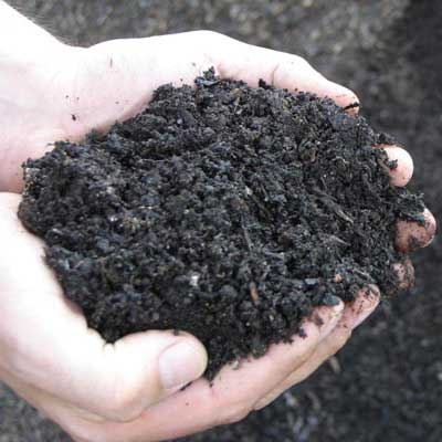 Soil Dressing 10mm Soil Conditioner – Bulk or Bag (1m3 or 25 litre)